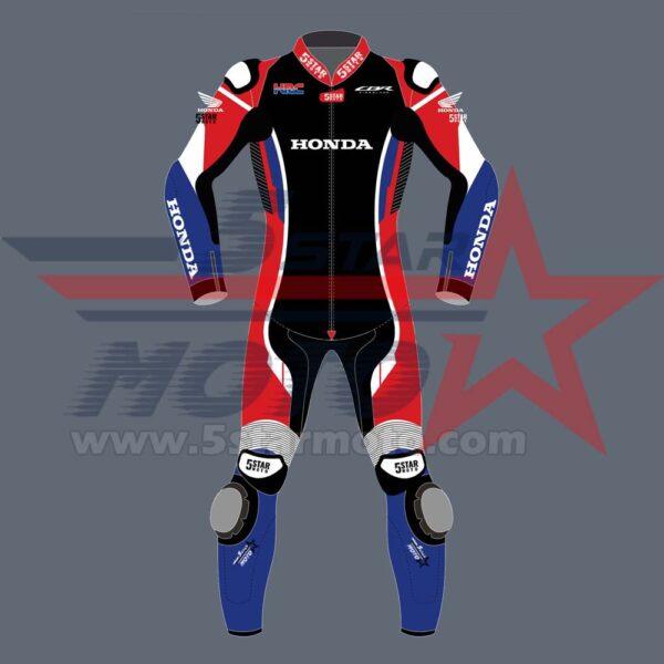 Marc Marquez Motogp Racing Leather Suit