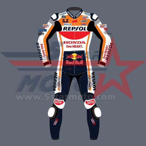 Alex Marquez Leather Suit Honda Repsol Motogp 2020 Custom Made